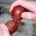 Jarping eggs