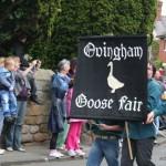 Goose Fair Banner