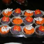 Hallowe'en cupcakes