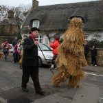 The Straw Bear and his Keeper