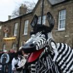 Pig Dyke Molly's Zebra/Hobby Horse