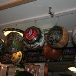 Coach & Horses ball display