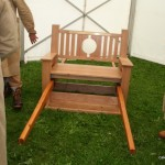 New Flitch Chair for 2012