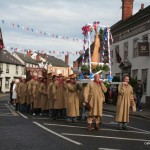 Flitch at Evening Procession