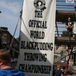 Black Pudding Throwing Championship 2012