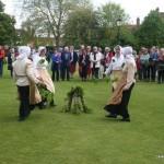 Dance at Salisbury
