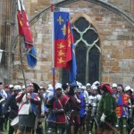 Storming of Abbey