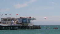 The annual Birdman competition is when humans strive to become airborne using only manpower to propel them off the pier….usually with predictable results! There are three classes in the competition […]