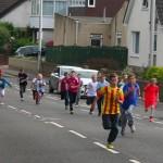 Boys' race
