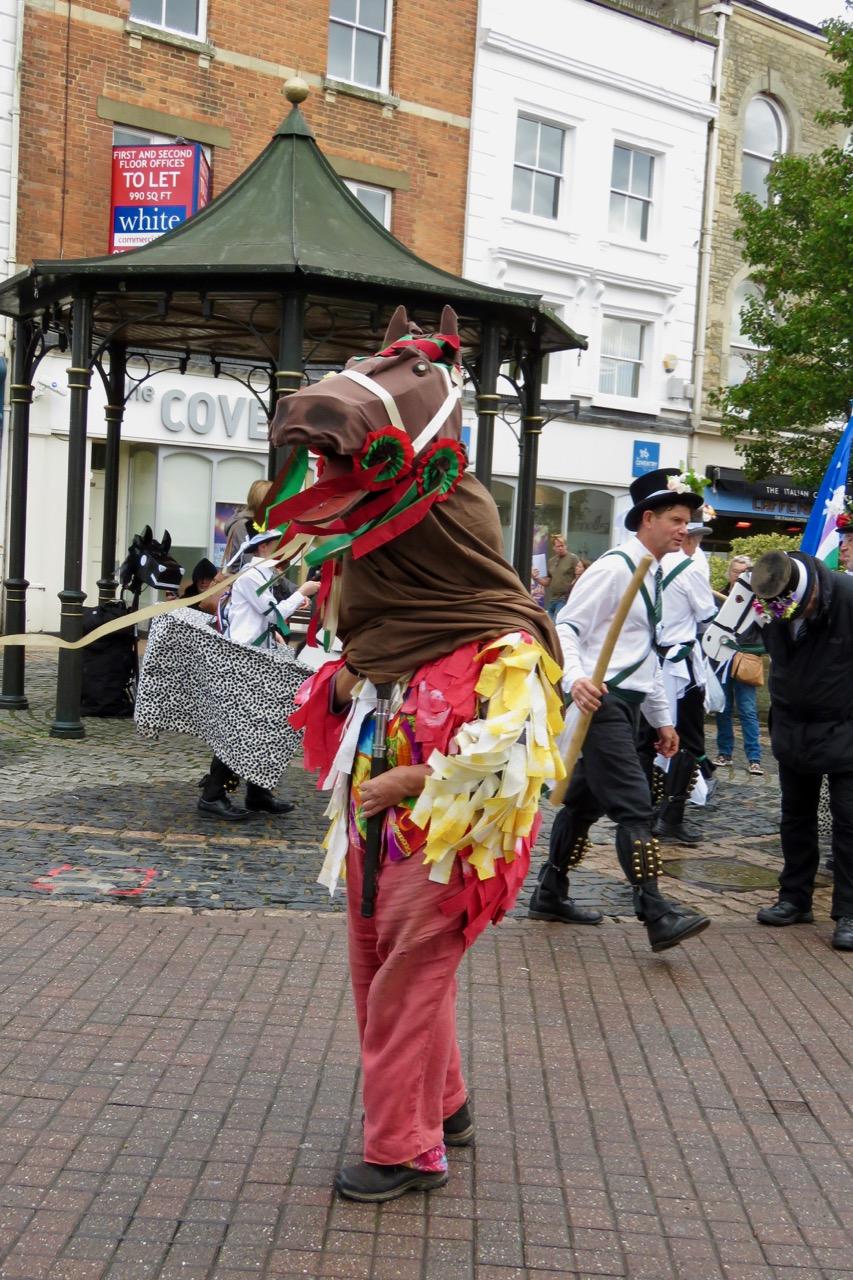 Banbury Folk & Hobby Horse Festival