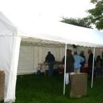Pie Tent