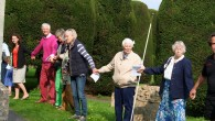 """""""Clypping"""" is derived from an Old English term meaning encirclement, and on this day the parishioners of St. Mary's at Painwick join hands around the church exterior and dance […]"""