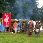 Saxon camp