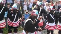 The Britannia Coco-Nut Dancers of Bacup are a uniquely dressed male folk- dance side who perform every Easter Saturday all around their town. They have blackened faces to conceal their […]