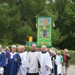 Clergy and Banner