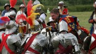 The Medieval Festival is one of the largest events of its kind in Europe and takes place every July in fields off Lincoln Green Lane (where part of the 1471...