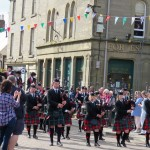 Pipers lead the way