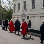 Procession to Church