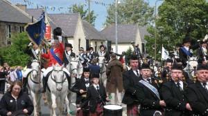 PENICUIK HUNTER & LASS DAY