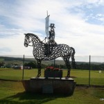 Sanquhar Common Riding Statue