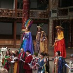 Inside the Globe Theatre