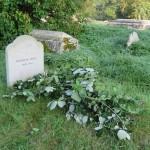 Mathew Wall's grave