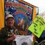 Miners Strike Veteran