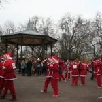 At bandstand