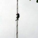 Up the Pole