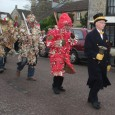 The Marshfield Paper Boys perform a traditional mummers play every Boxing Day in their village. It's a typical hero/combat play involving a sword-fight and the revival of the defeated […]