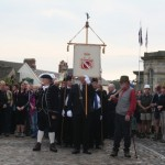 The Procession sets off
