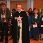 Rev Alex Armstrong, Vicar of Great Urswick