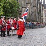 Provost inspects the City Guard