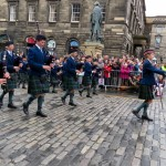George Heriot's Pipe Band