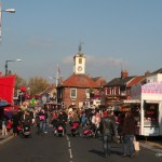 Yarm during the Fair