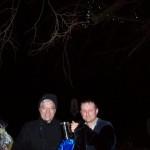 Tim Cockin & Tankard Winner Colin King