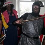 Mossley's Black Knight of Ashton