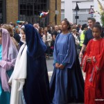 Procession, Clerkenwell