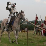 Henry Tudor victorious