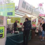 Mushy Peas stall