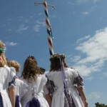 Wellow Maypole 2012-4
