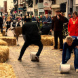 There are now a few cheese-rolling events in the UK and the latest addition to their number was the short-lived one held at Chester on Shrove Tuesday. It was associated […]