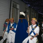 Thames Valley Morris & Goat