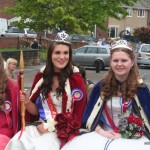 Gawthorpe new & retiring May Queens