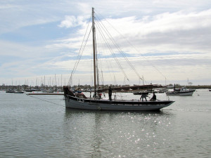 brightlingsea harbour