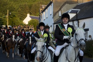 Yetholm Riding of the Marches