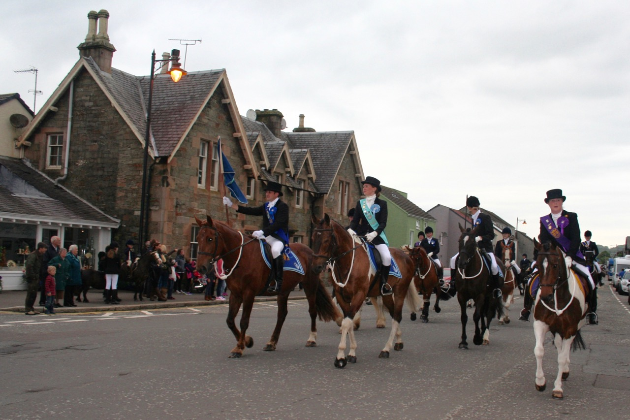 Cavalcade Of Customs >> Kirkcudbright Riding of the Marches