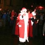 Santa, Hexham 2014
