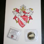 Christmas Card & Shillings