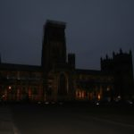 Durham Cathedral by Night